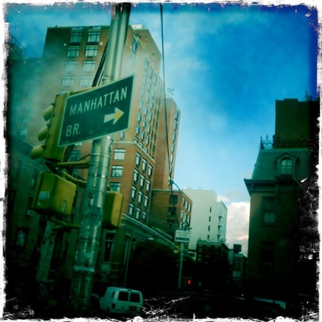 Steaming NYC Streets
